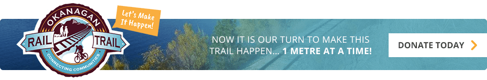 Okanagan Rail Trail 			Initiative