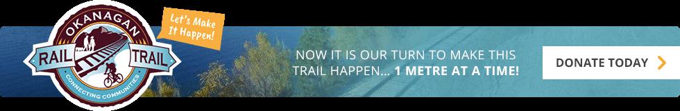 Okanagan Rail Trail Initiative